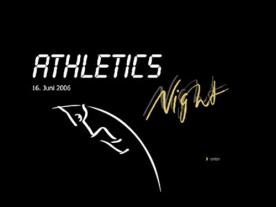 2006, Homepage, Athletics Night im Auftrag von LV Albis