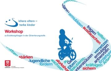 2013, Flyer, sichere eltern - starke kinder im Auftrag von Gesundheitsförderung und Integration Kanton Nidwalden