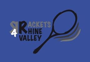 2013, Logo Racketlon Team 4 Rackets Rhine Valley